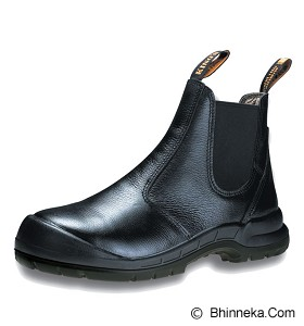 KINGS Safety Shoes Size 42 [KWD706] - Black - Safety Shoes / Sepatu Pengaman